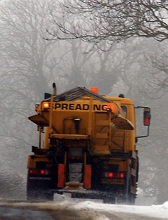 Salt for Winter Road Maintenance